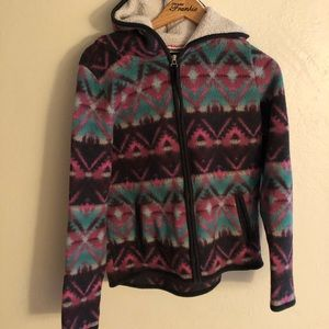 American eagle tribal zip up